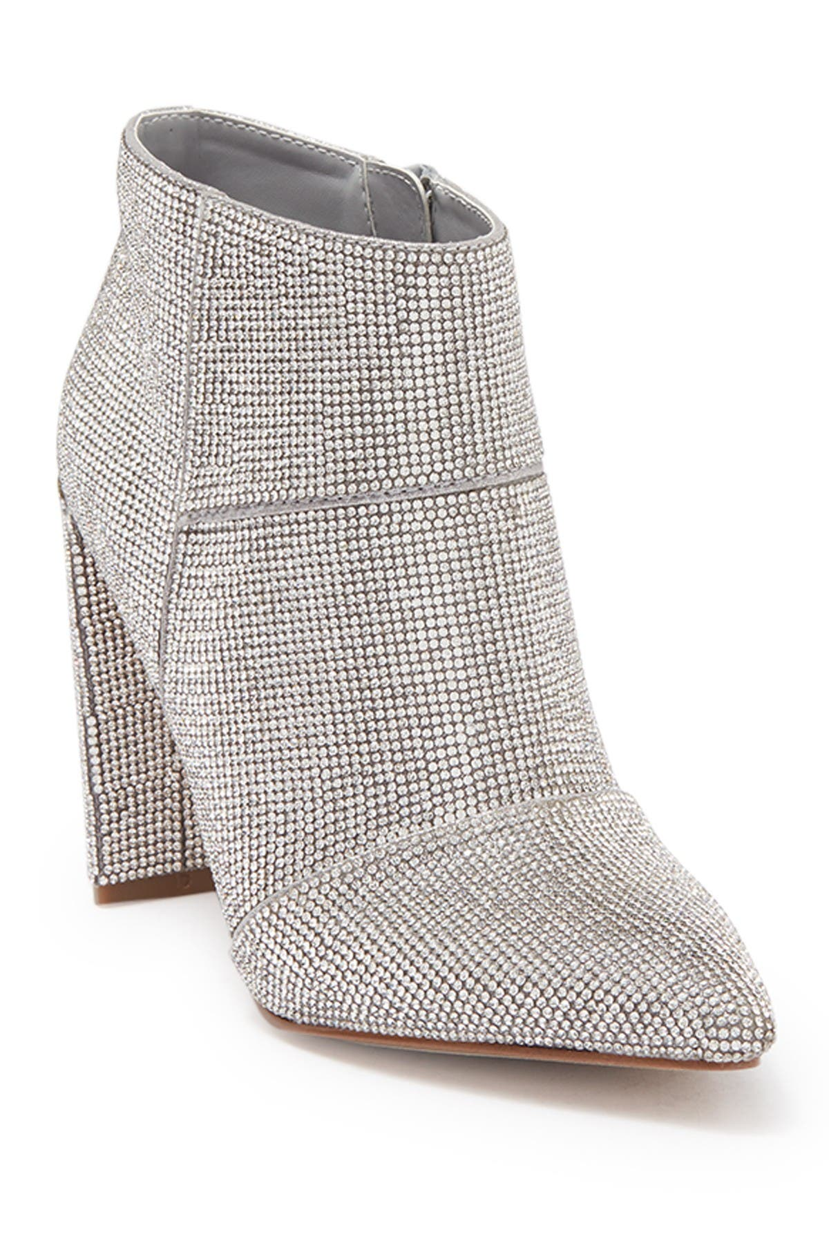Image of Steve Madden Pieces Embellished Ankle Boot