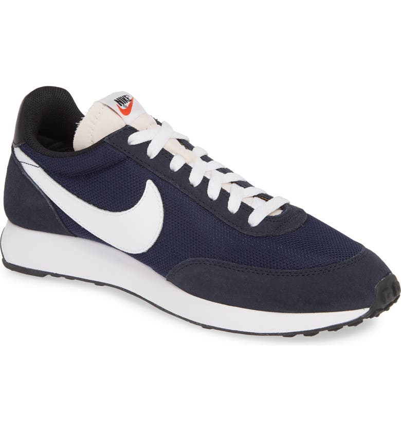 NIKE Air Tailwind Sneaker, Main, color, OBSIDIAN/ WHITE/ MIDNIGHT NAVY