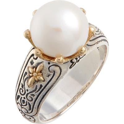 Konstantino Thalia Pearl Ring