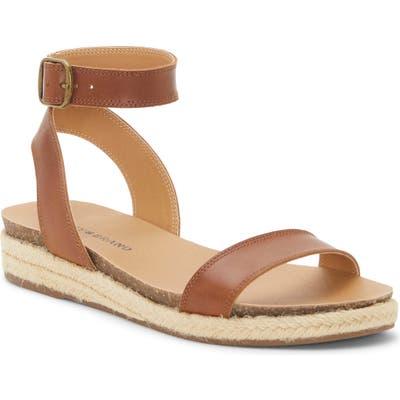 Lucky Brand Garston Espadrille Sandal, Brown