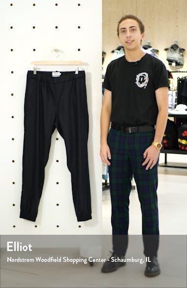Tripp Wool Blend Jogger Pants, sales video thumbnail