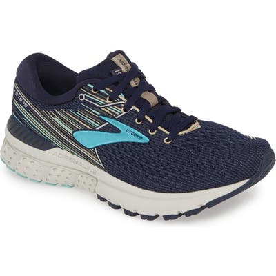 Brooks Adrenaline Gts 19 Running Shoe B - Blue