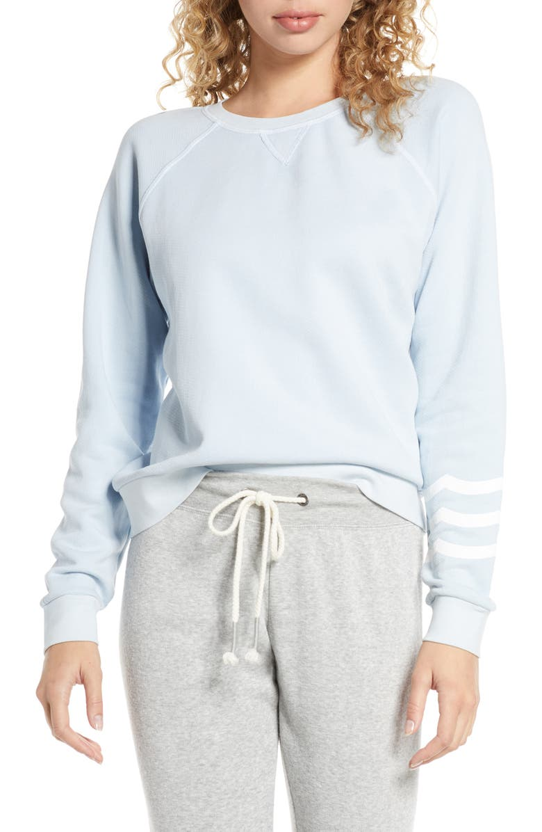 SOL ANGELES Essential Pullover, Main, color, MIST