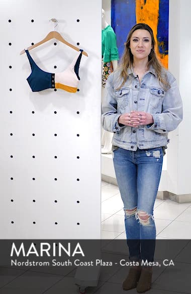 Aralia Bikini Top, sales video thumbnail