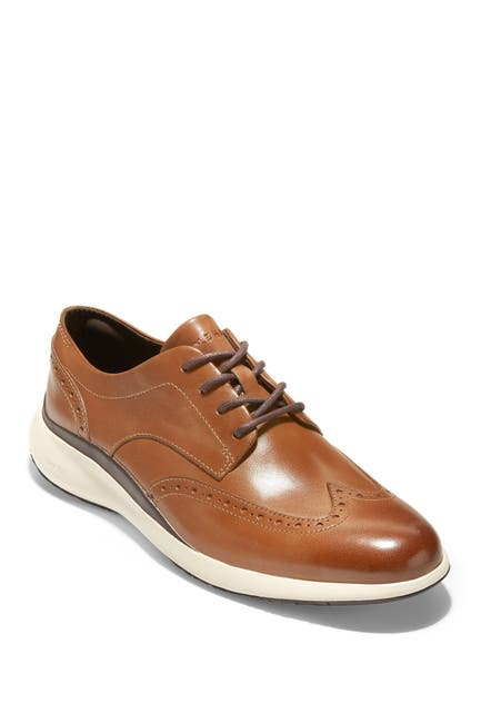 Image of Cole Haan Grand Troy Wing Derby