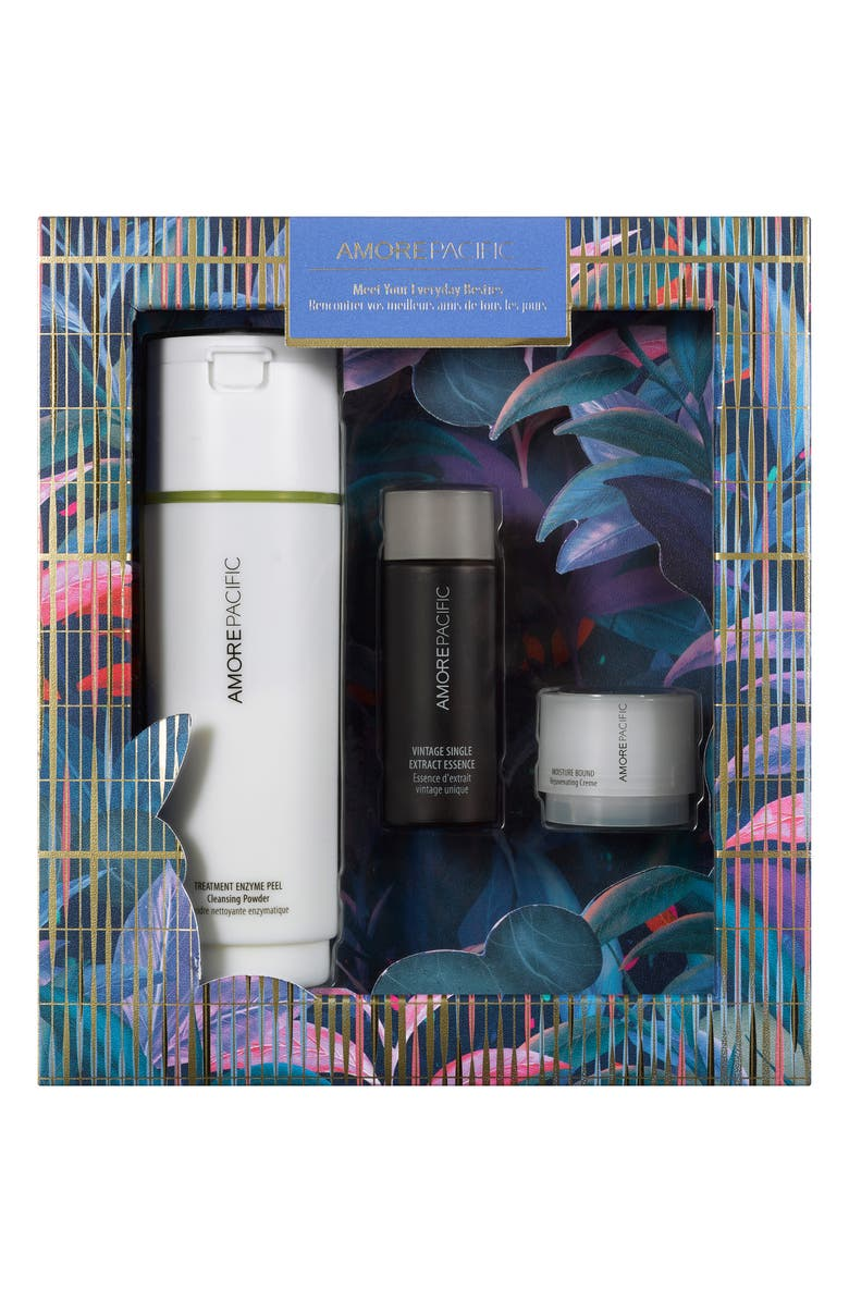 AMOREPACIFIC Everyday Besties Skin Care Set, Main, color, NO COLOR