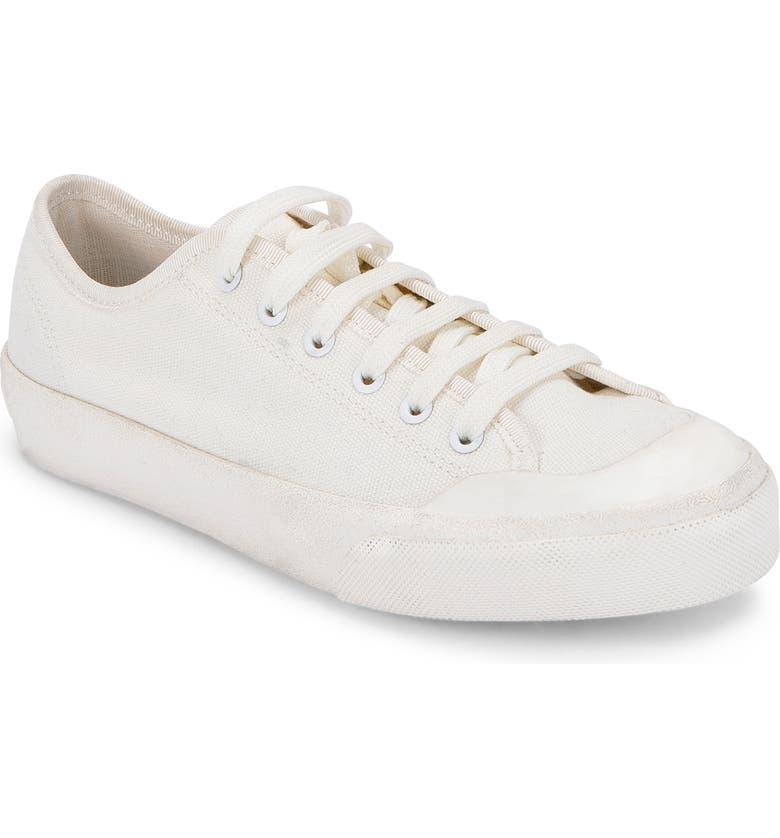 DOLCE VITA Bryton Sneaker, Main, color, WHITE ECO CANVAS