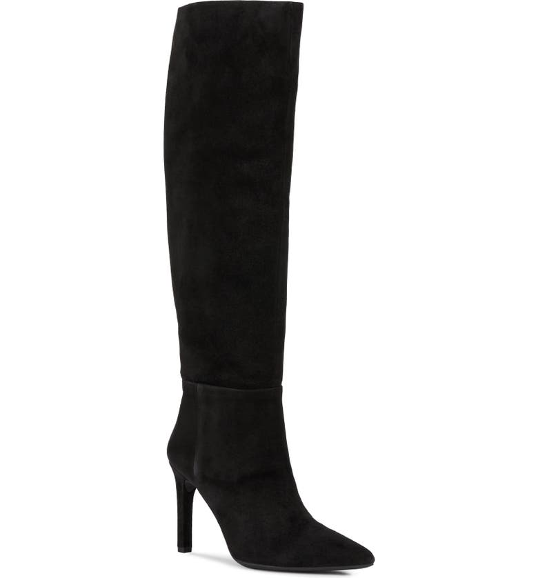 Achat États Unis bébé Geox Faviola Suede Knee High Boot (Women) | Nordstrom
