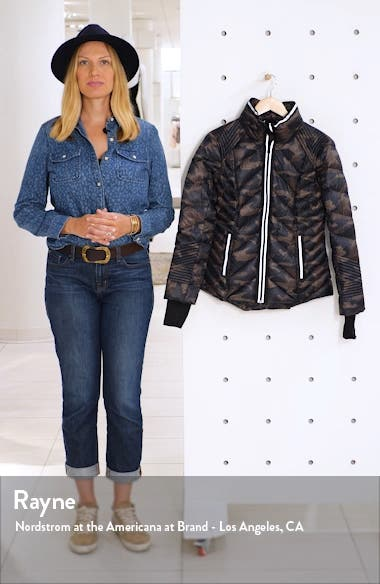 Reflective Down Puffer Jacket, sales video thumbnail