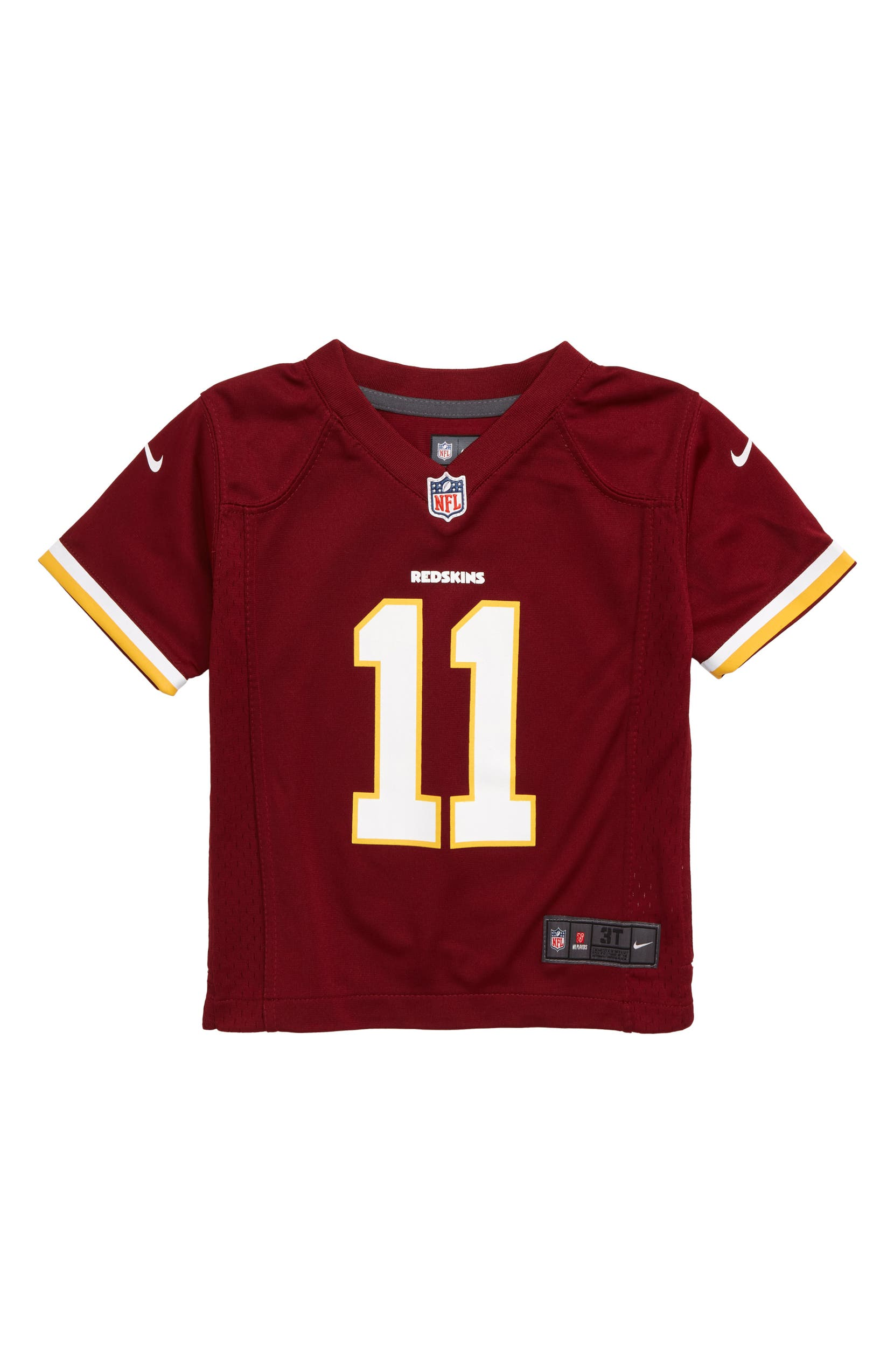 best service 631e2 7e240 Nike NFL Washington Redskins Alex Smith Jersey (Toddler Boys ...
