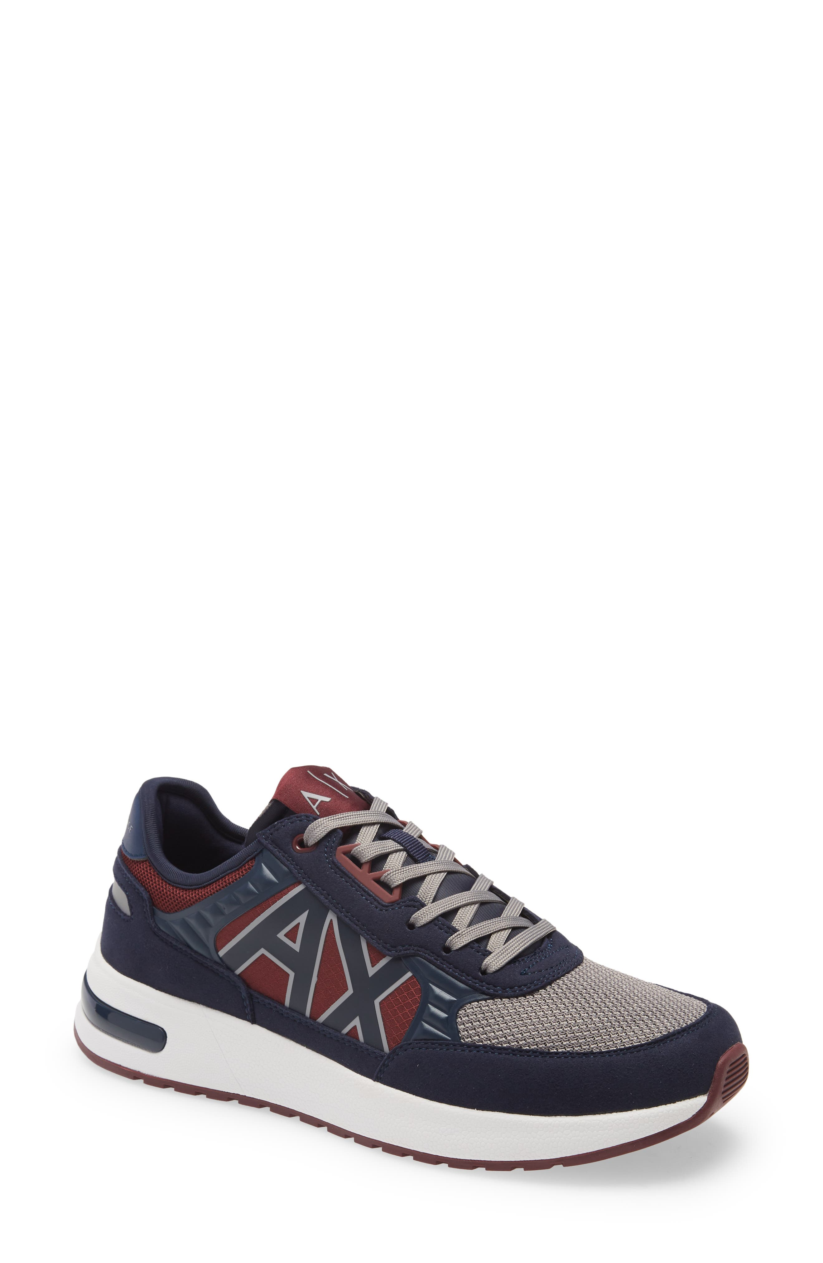 Contrast Sneaker