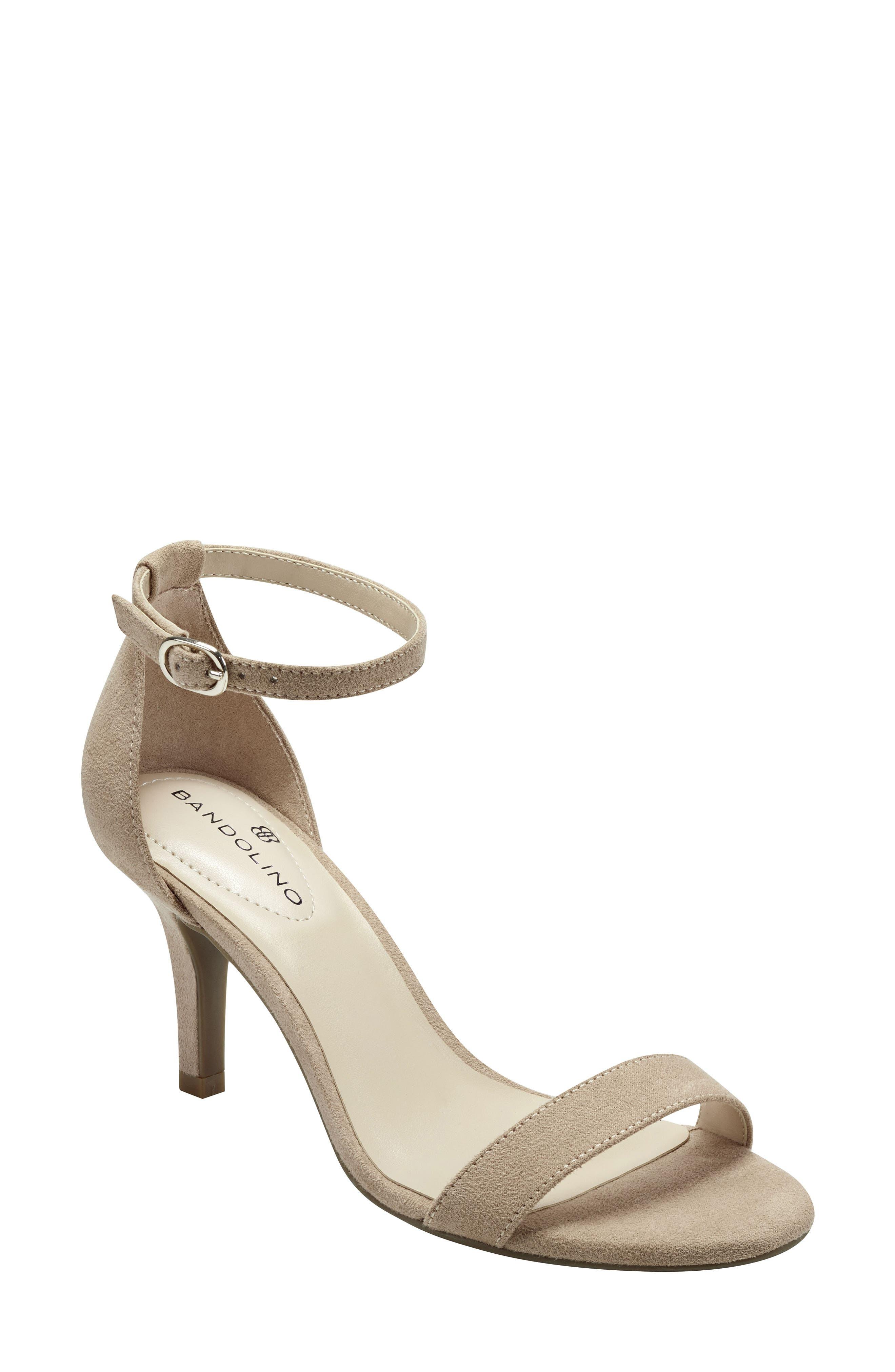 Madia Ankle Strap Sandal