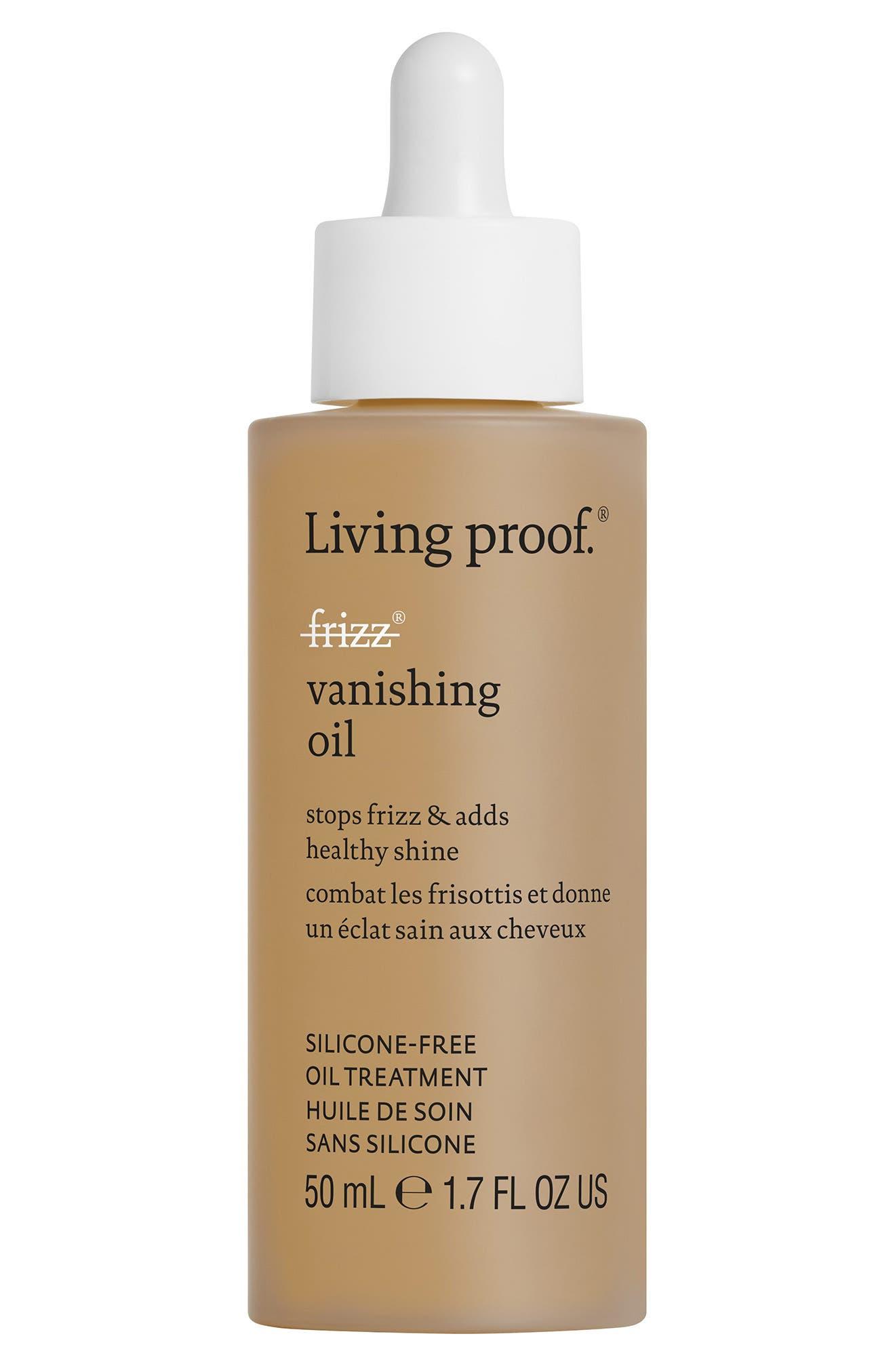 Living Proof No Frizz Vanishing Oil