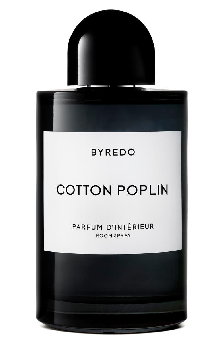 BYREDO Cotton Poplin Room Spray, Main, color, NO COLOR