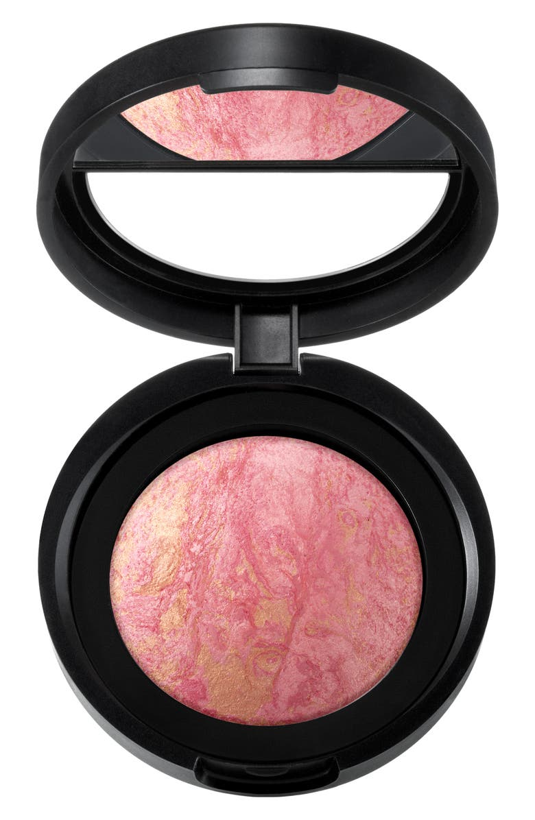 LAURA GELLER BEAUTY Blush-n-Brighten Baked Blush, Main, color, SUNLIT BRONZE