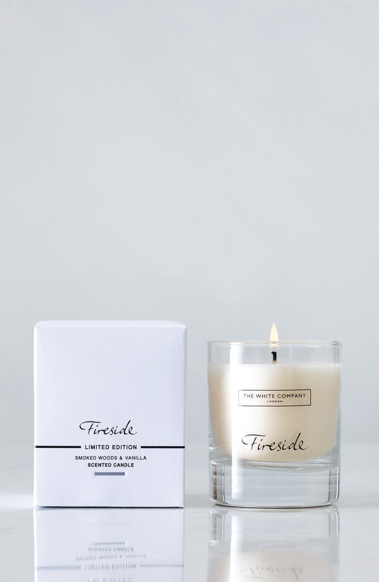 THE WHITE COMPANY Fireside Candle, Main, color, 100