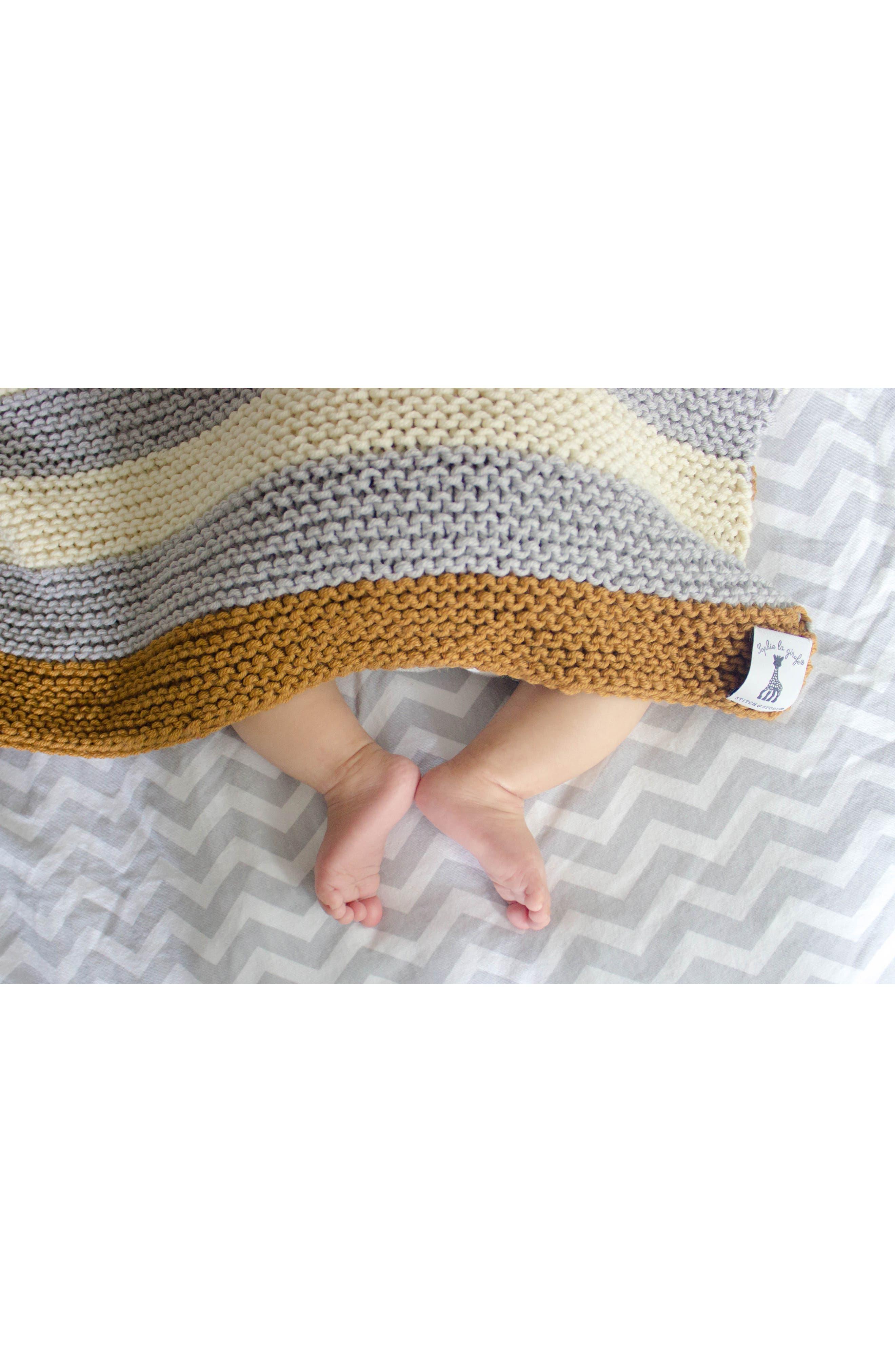 ,                             Blanket Knitting Kit,                             Alternate thumbnail 3, color,                             400
