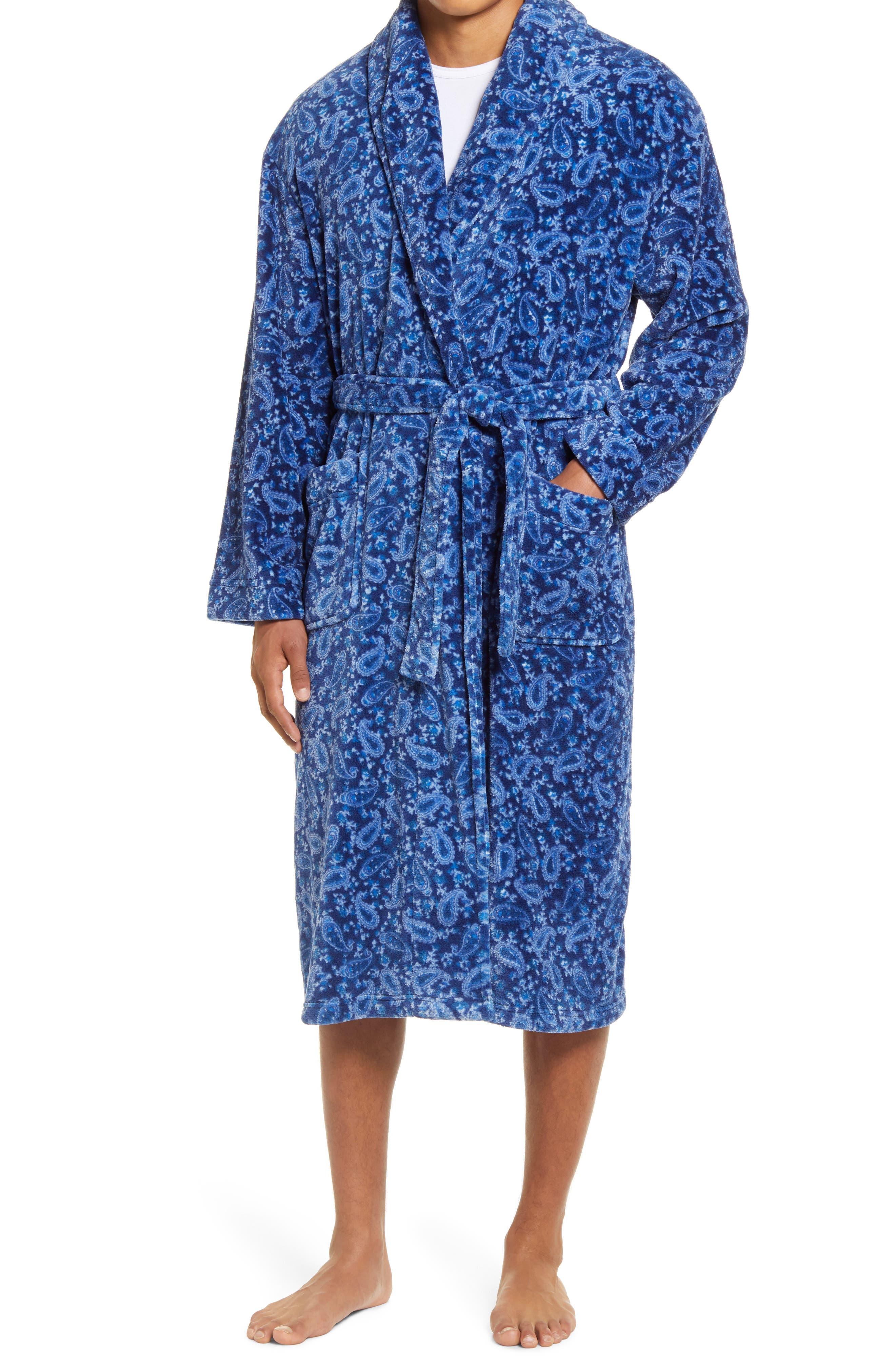 Past And Present Plush Robe