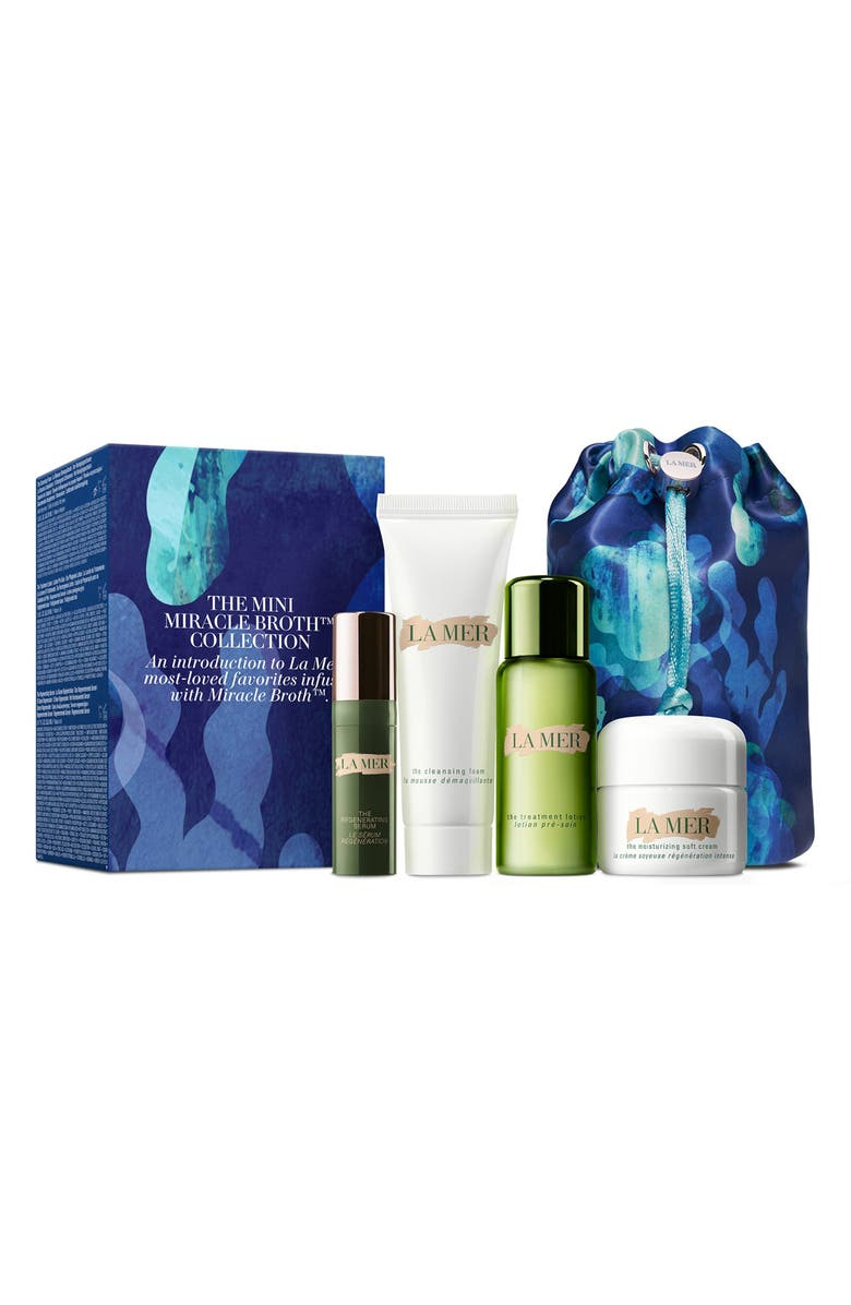 LA MER The Mini Miracle Broth<sup>™</sup> Set, Main, color, NO COLOR