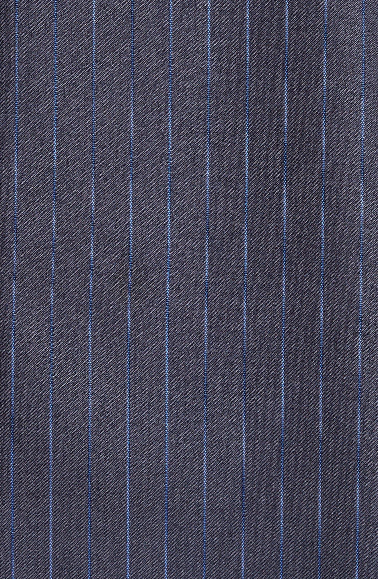 b385b7091d Alexander Wang Lace Trim Pinstripe Vest | Nordstrom