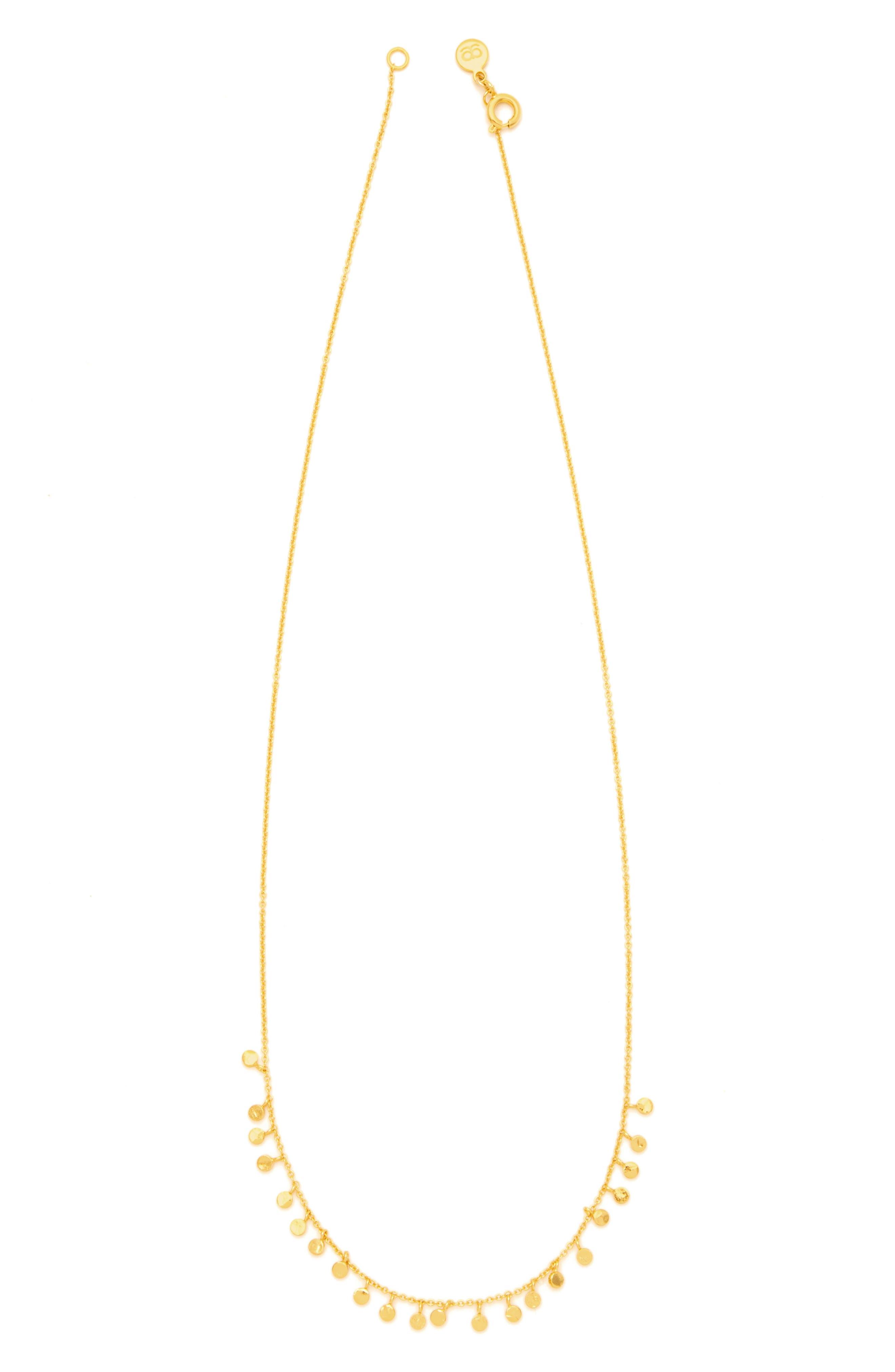 Chloe Mini Strand Necklace