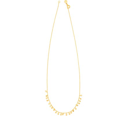 Gorjana Chloe Mini Strand Necklace