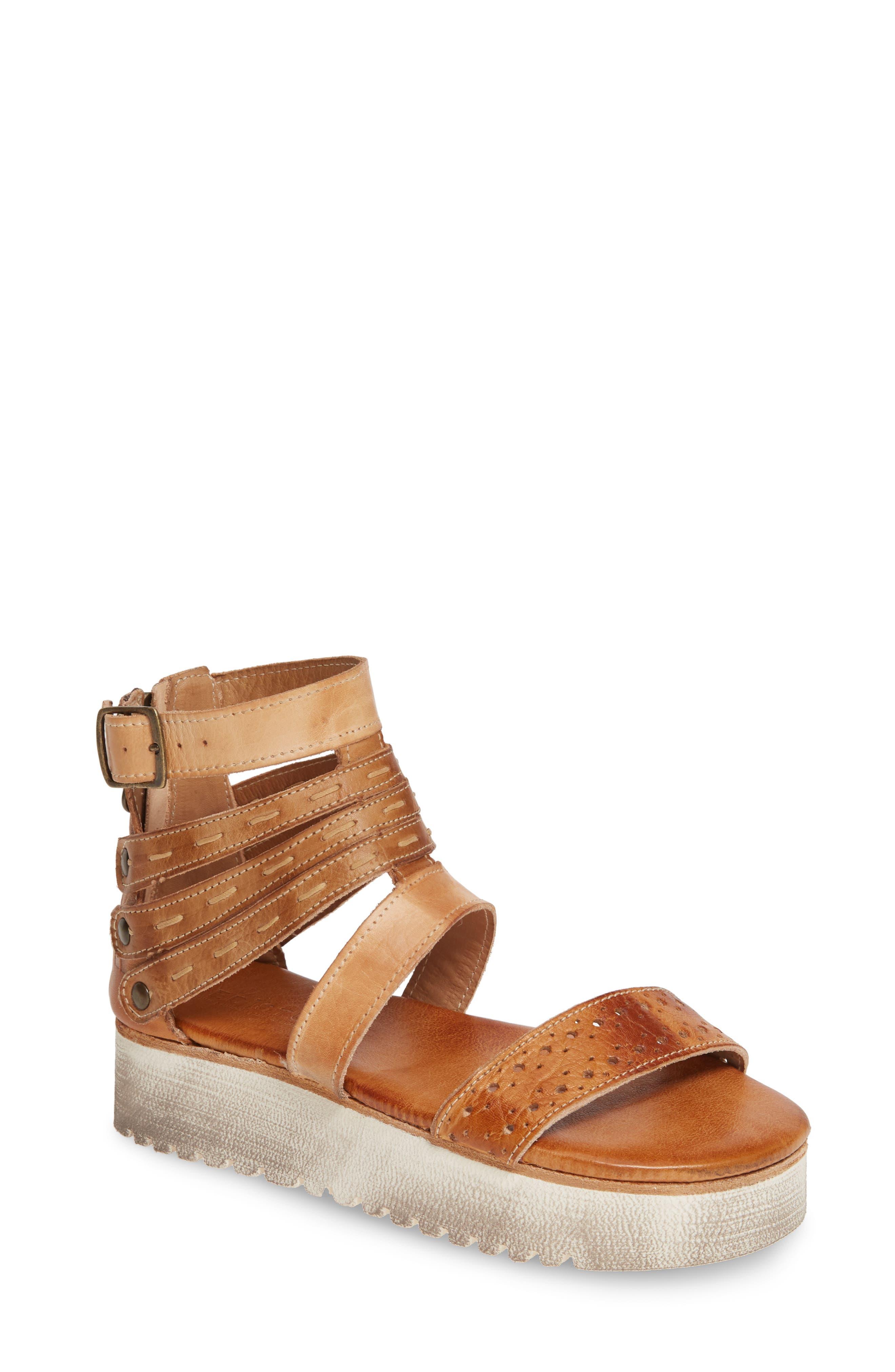 Artemia Platform Sandal