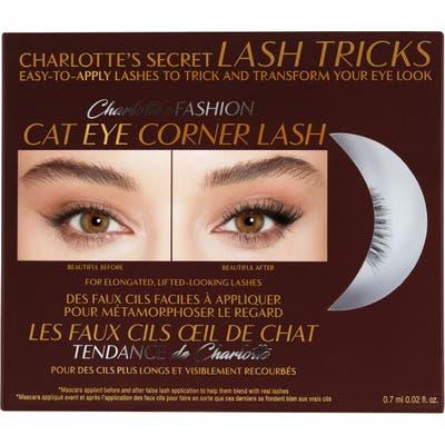 Charlotte Tilbury Fashion Cat Eye Corner Lash False Lashes - Fashion Cat-Eye Corner Lash