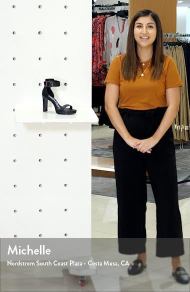 Milana Ankle Strap Sandal, sales video thumbnail