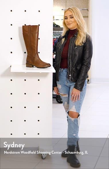 Camile Tall Boot, sales video thumbnail