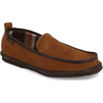 L.b. Evans Vernan Slipper, EEE - Brown