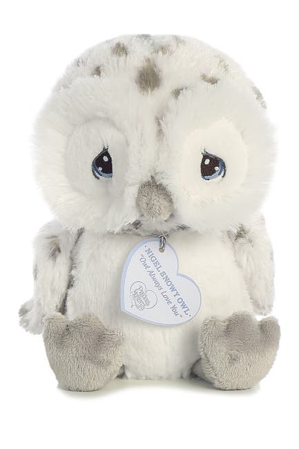 Image of Aurora World Toys Nigel Snow Owl Plush