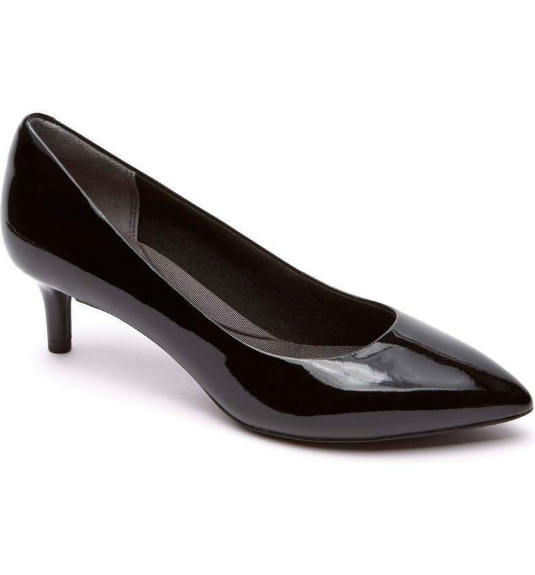 ROCKPORT Kalila Luxe Pump, Main, color, 001