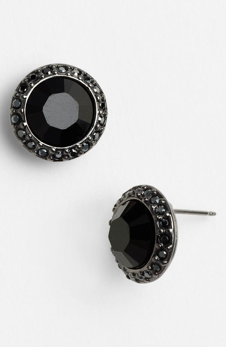 GIVENCHY Stud Earrings, Main, color, 001