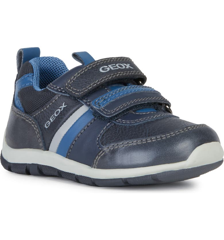 GEOX Shaax 33 Sneaker, Main, color, NAVY/ DARK NAVY