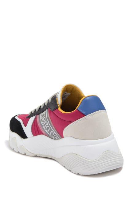 Image of Roberto Cavalli Chunky Sole Sneaker