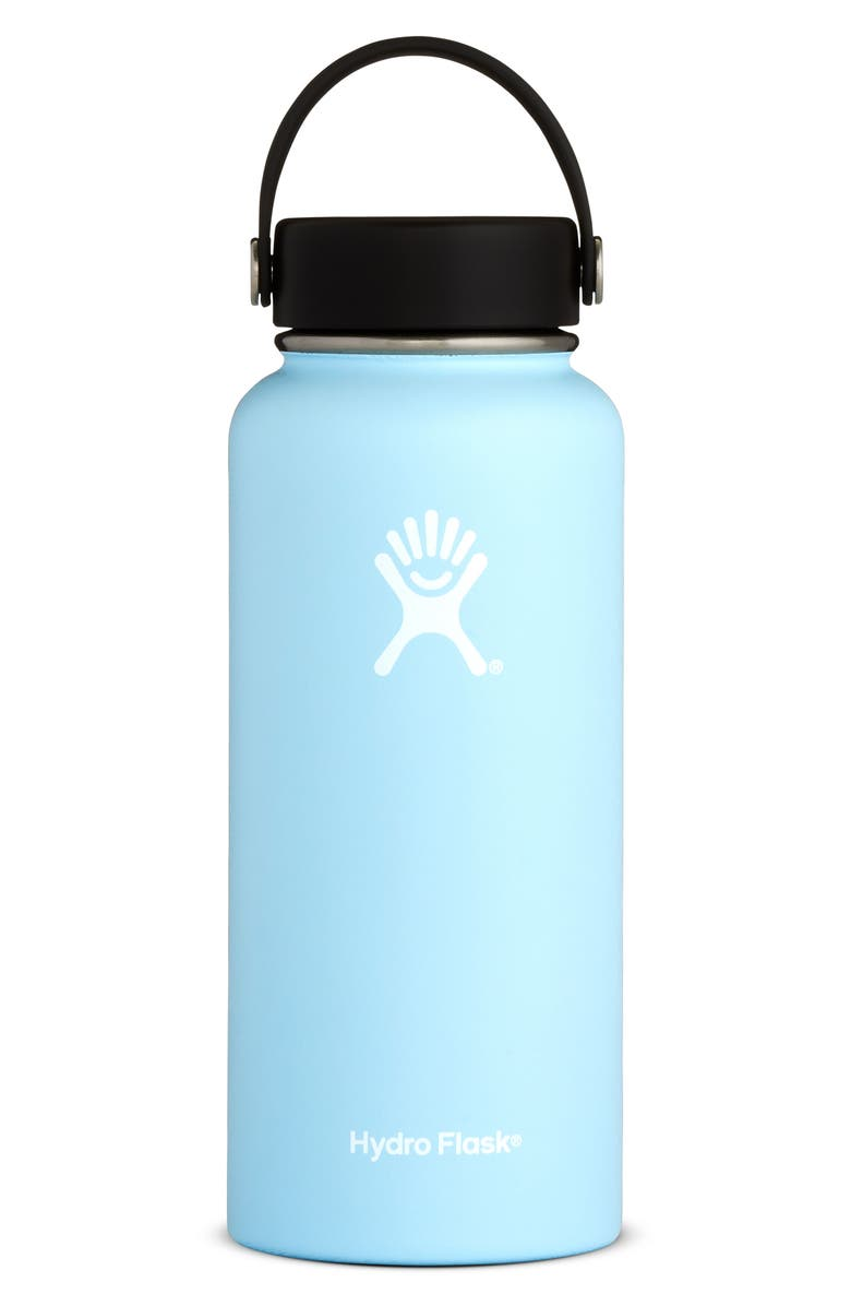 HYDRO FLASK 32-Ounce Wide Mouth Bottle with Flex Cap, Main, color, 404