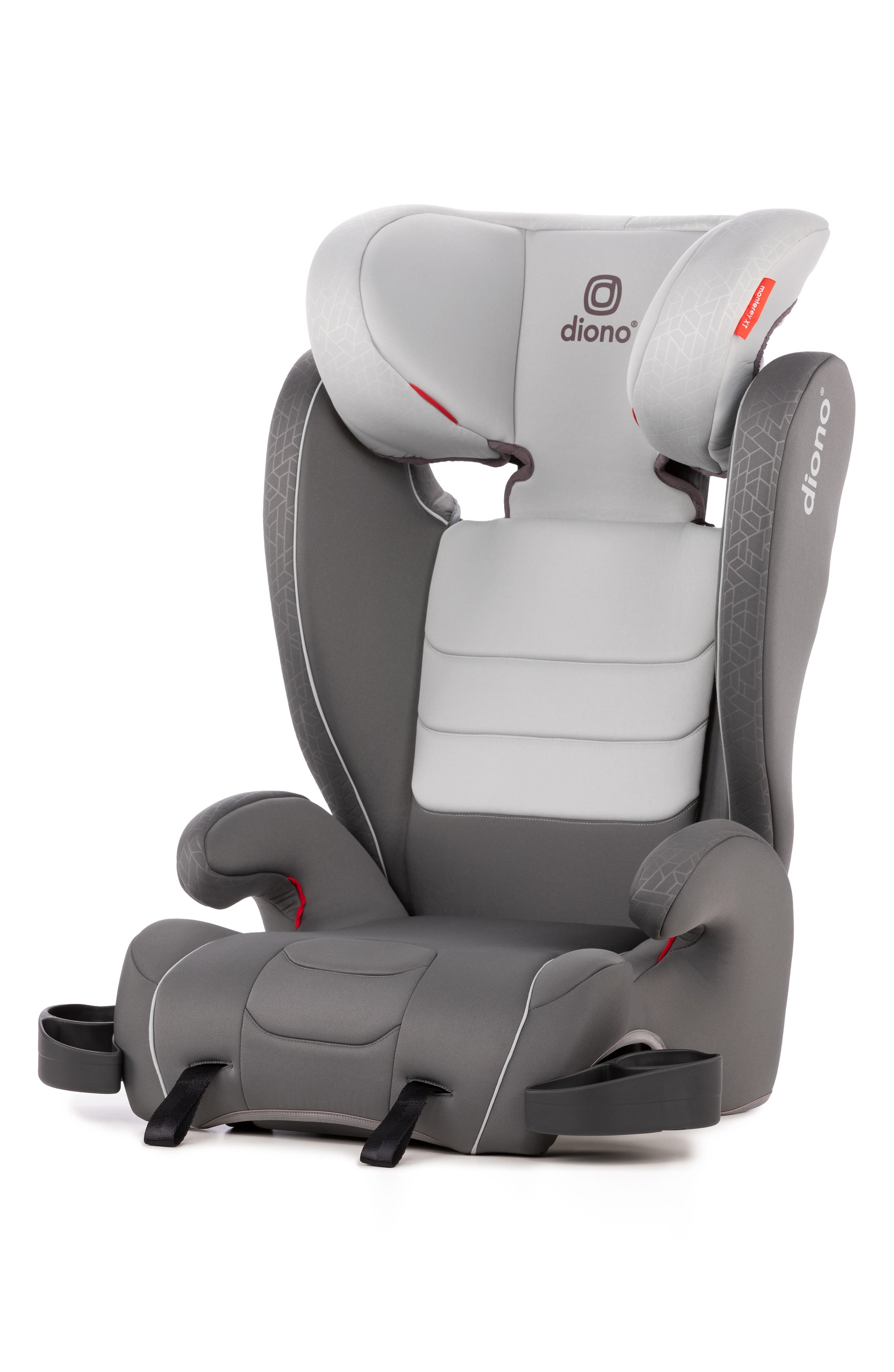 Infant Diono Monterey Xt Booster Car Seat Size One Size  Grey
