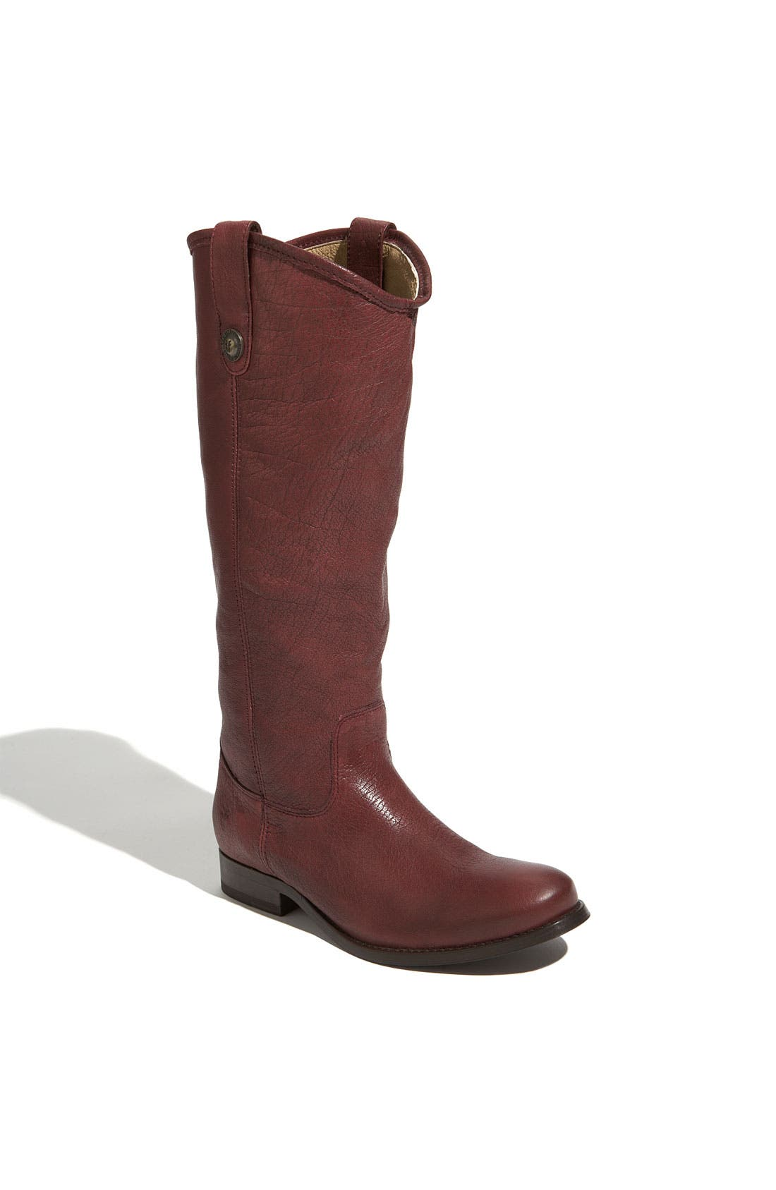 ,                             'Melissa Button' Leather Riding Boot,                             Main thumbnail 154, color,                             608