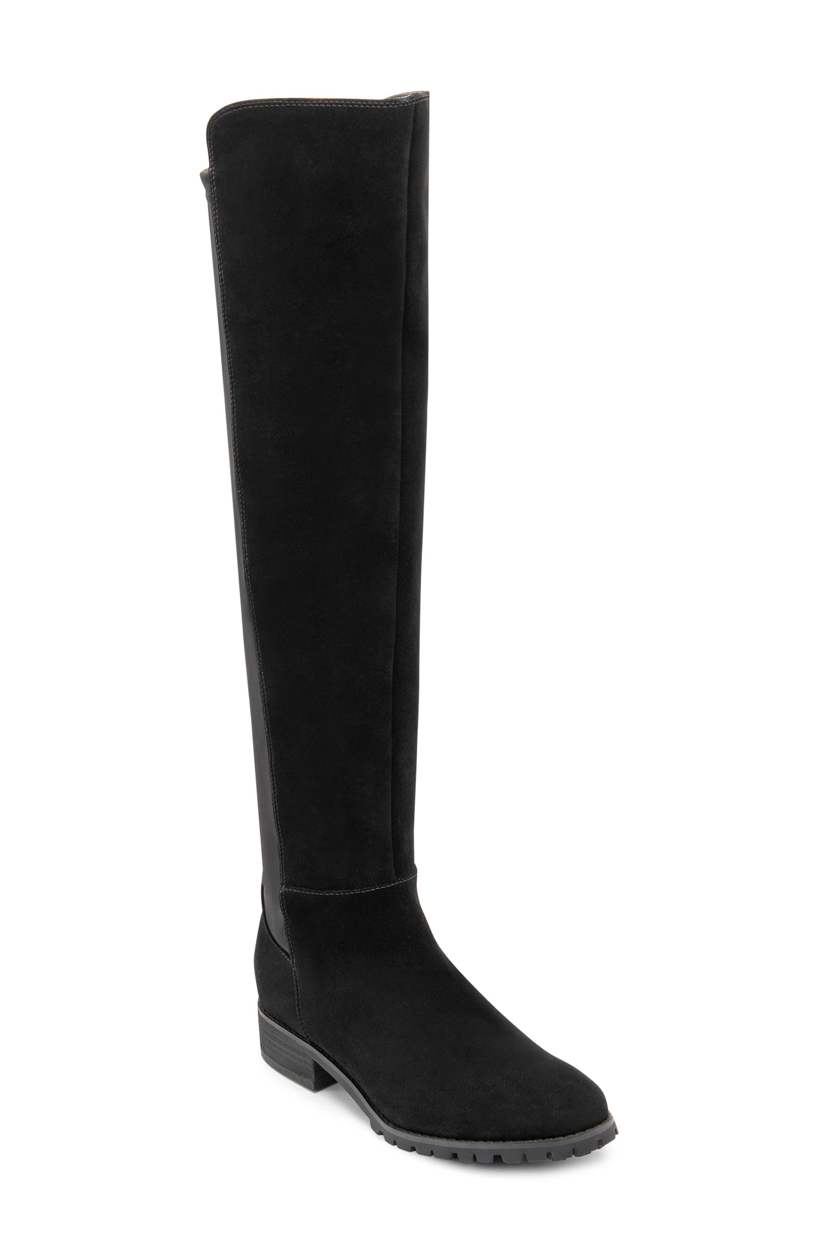 Blondo Presto Waterproof Knee High Boot (Women)