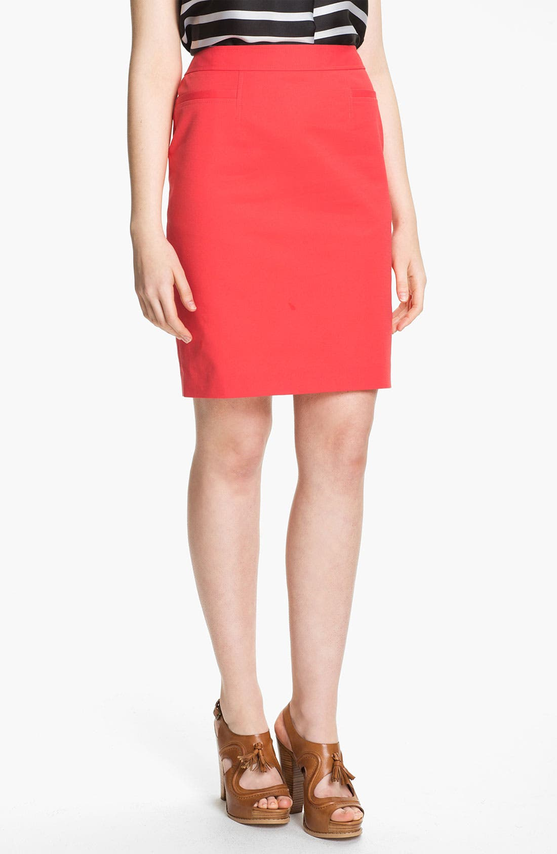 ,                             Stretch Woven Skirt,                             Main thumbnail 26, color,                             600