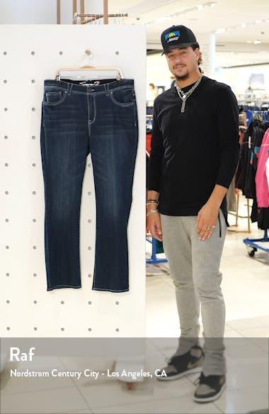 High Waist Ab-Solute Bootcut Jeans, sales video thumbnail