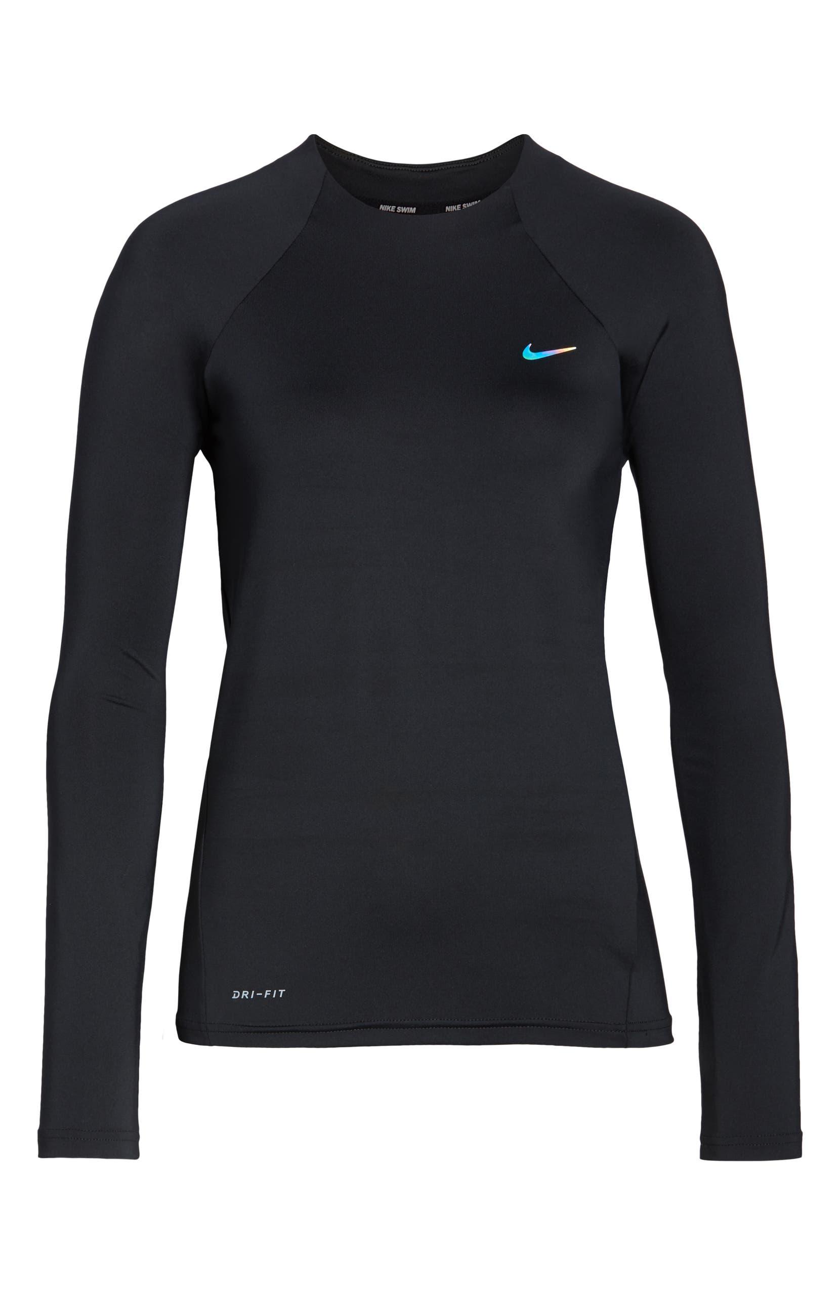 6427388fb Nike Long Sleeve Hydroguard Shirt   Nordstrom