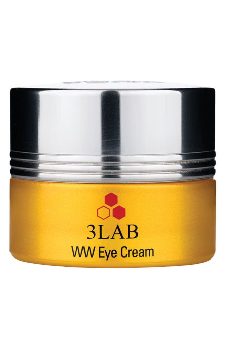 3LAB WW Eye Cream, Main, color, NO COLOR