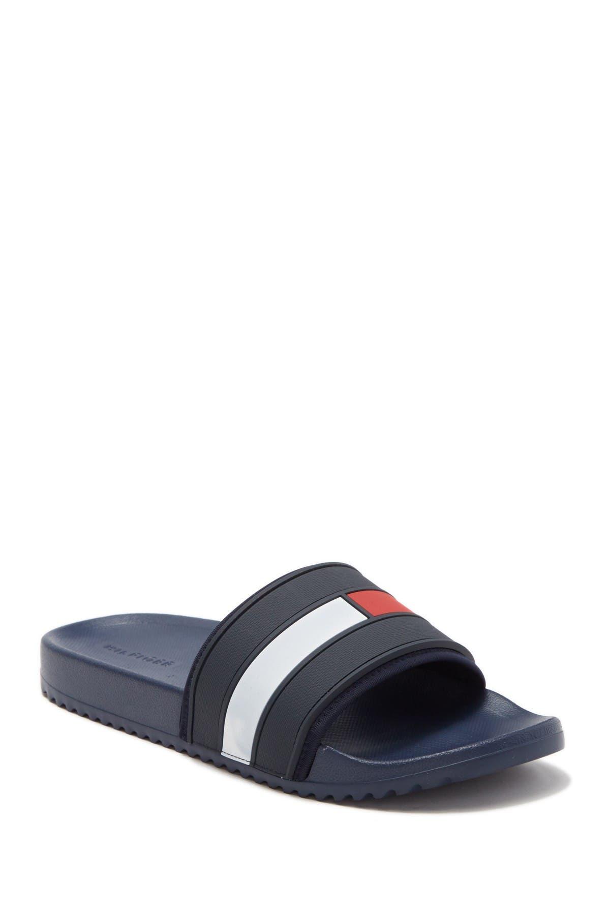 Tommy Hilfiger Mens Rouge Slide Sandal