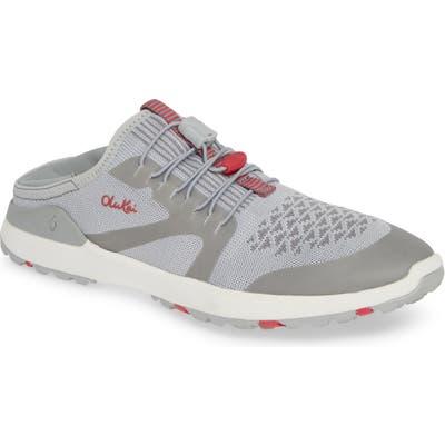 Olukai Miki Convertible Sneaker, Grey