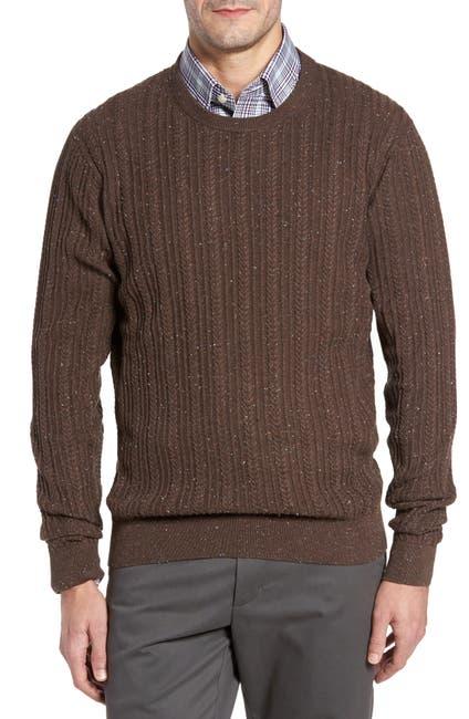 Image of Cutter & Buck Carlton Crewneck Sweater