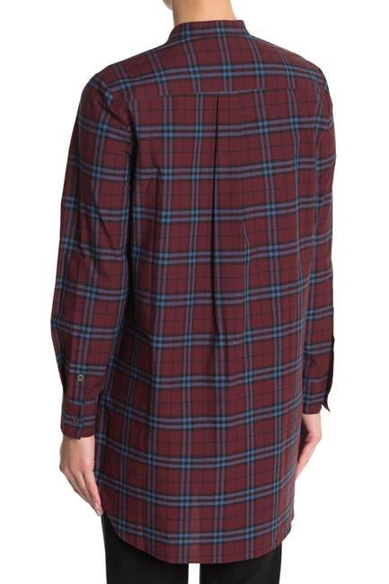 Image of Burberry Laysan Ruffle Bib Shirt