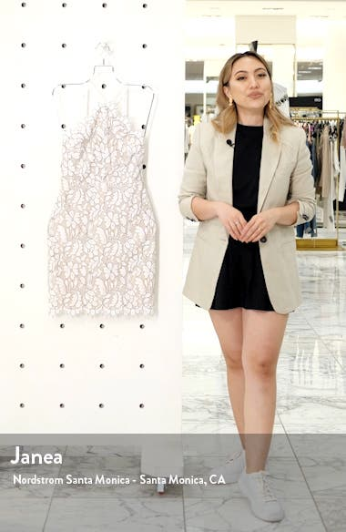 Delicate Darling Lace Minidress, sales video thumbnail