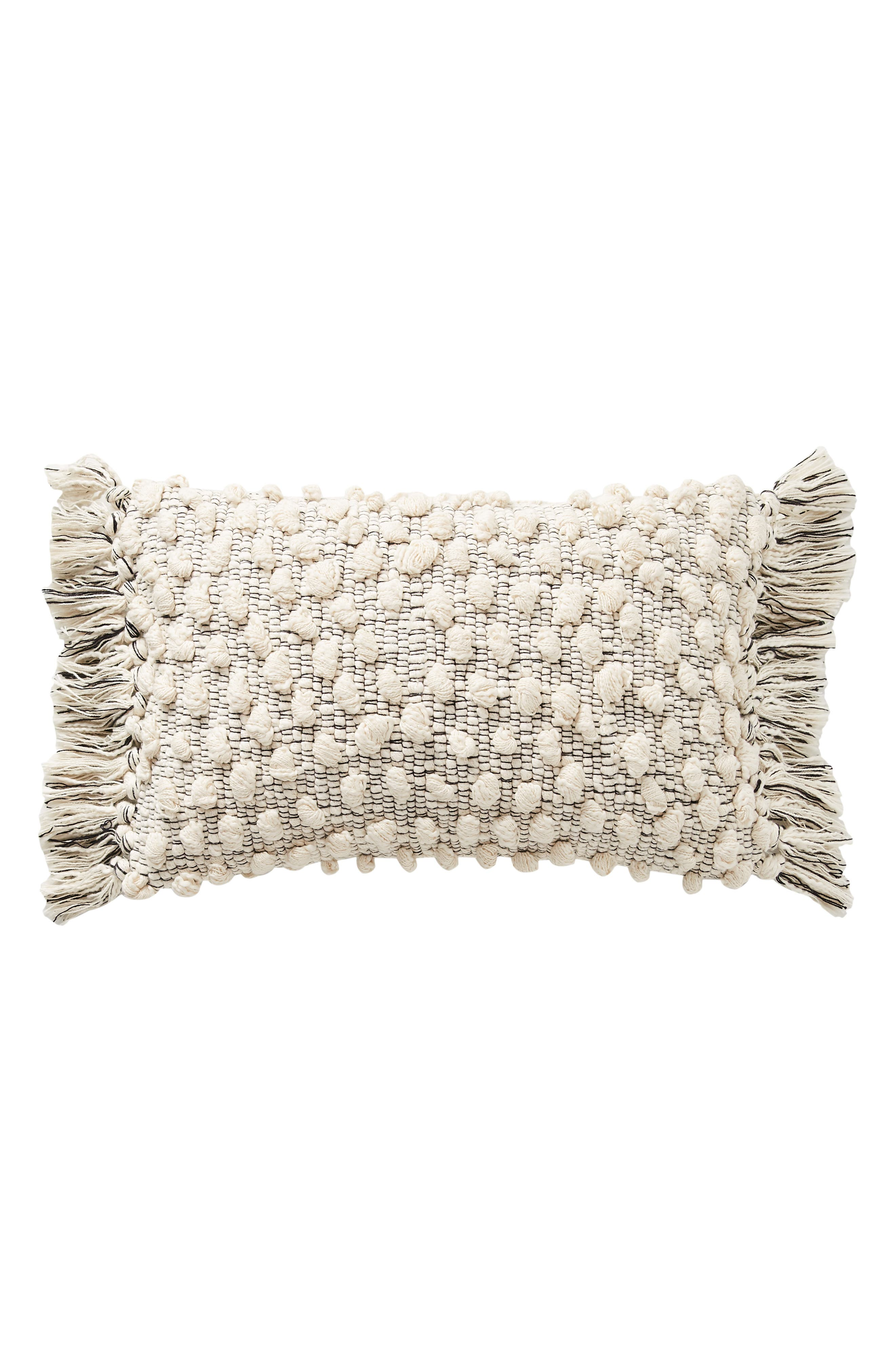 ,                             x All Roads Design Yucca Accent Pillow,                             Alternate thumbnail 5, color,                             NEUTRAL